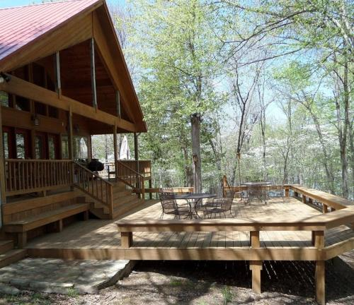 War Eagle Lake House Photo