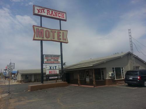 XIT Ranch Motel Photo