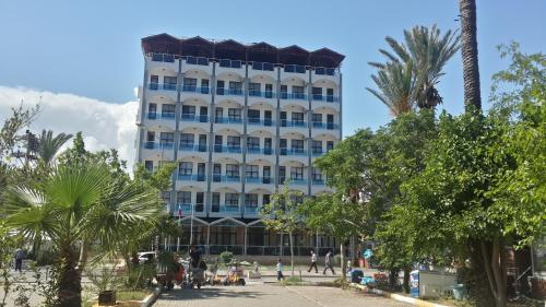 Anamur Hermes Hotel how to go