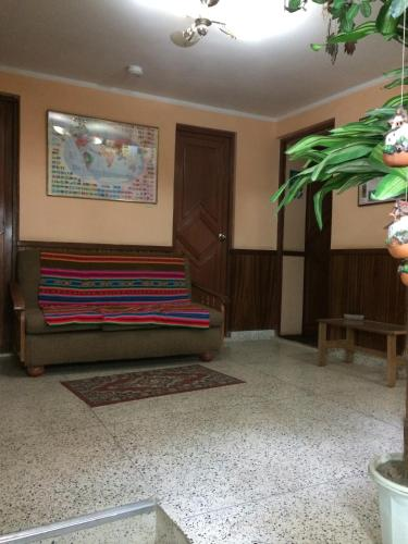 Hostal Los Pinos Inn Photo