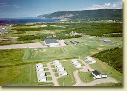 Cabot Trail Sea & Golf Chalets Photo
