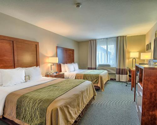 Comfort Inn Bluffton Photo