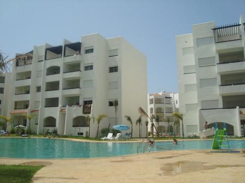 Hotel Appartement Assilah Marina Golf