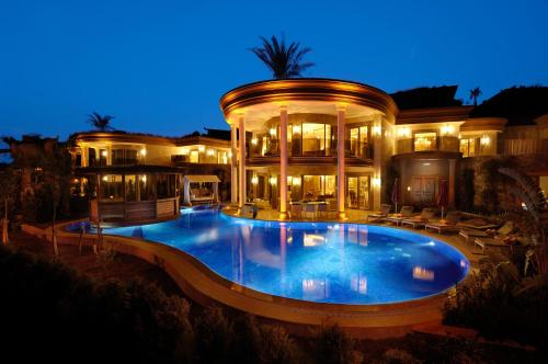 Torba Golden Savoy Luxury Villas ulaşım