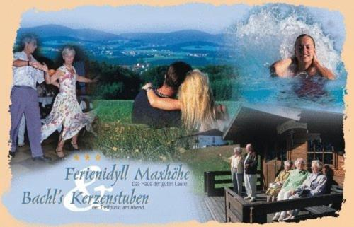 Ferienidyll Maxhöhe Photo