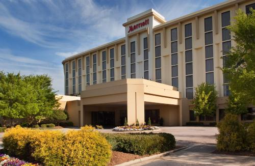 Greenville Marriott Photo