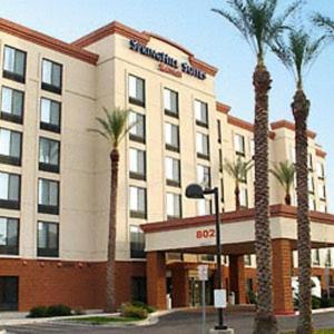 SpringHill Suites Phoenix Downtown photo 2