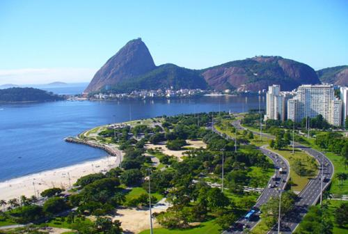 Flamengo Rio Apartment Photo