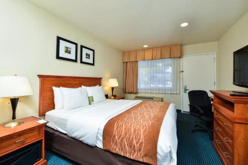 Comfort Inn Monterey by the Sea Photo