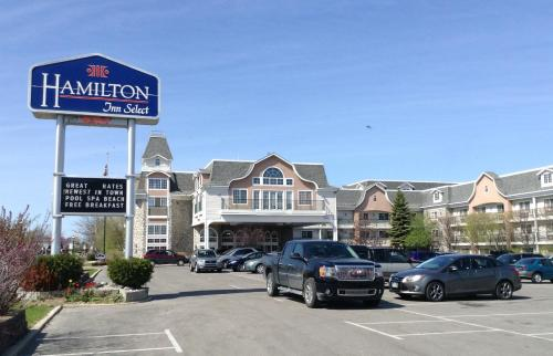 Hamilton Inn Select Beachfront Photo