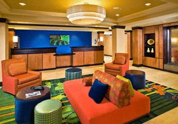 Fairfield Inn & Suites by Marriott San Antonio North/Stone Oak