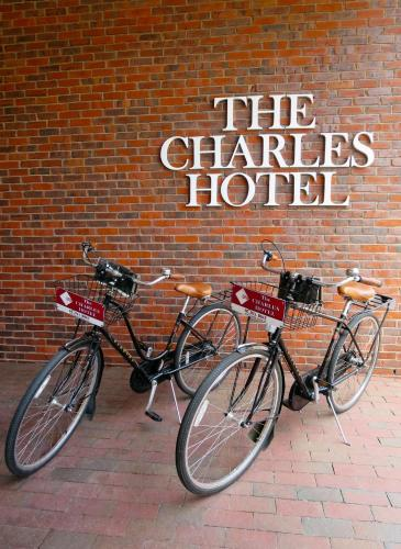 The Charles Hotel in Harvard Square Photo