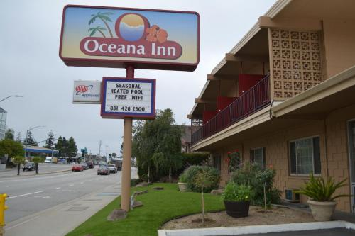 Oceana Inn Santa Cruz Photo