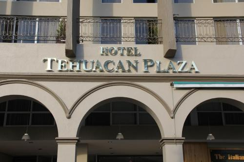 Hotel Tehuacan Plaza Photo