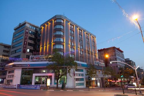 Bursa Kervansaray Bursa City Otel adres
