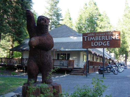 Arnold Timberline Lodge Photo