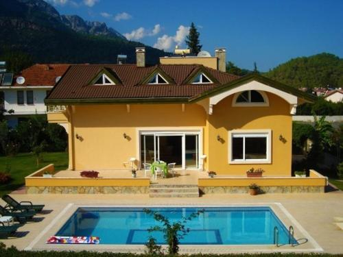 Kemer Green homes 6 online rezervasyon