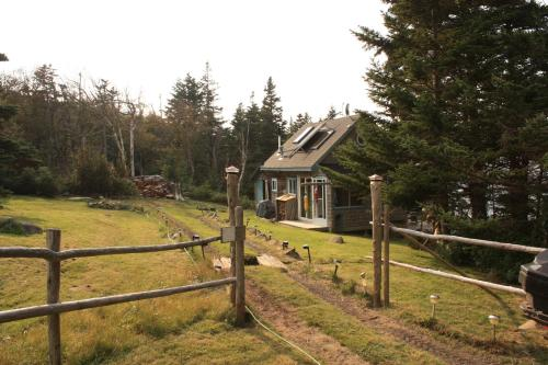 Adventure High Cabins - Post Office Photo