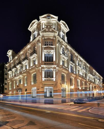 Urso Hotel Spa Madrid Spain Overview