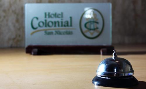 Hotel Colonial San Nicolás Photo