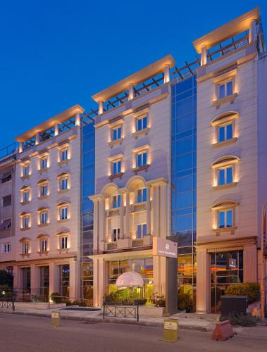 Airotel Stratos Vassilikos Hotel in athens - 4 star hotel