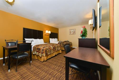 Americas Best Value Inn Hollywood/Downtown Los Angeles photo 23