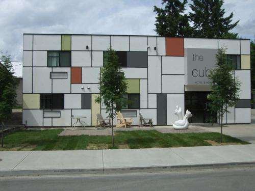 The Cube in Revelstoke Photo