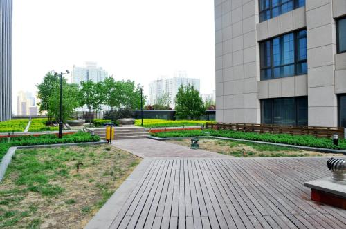 Beijing Shanglv Zhixuan Yongli International Service Apartment photo 2