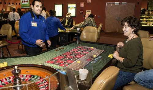 Wind River Hotel and Casino Photo