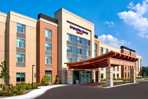 SpringHill Suites by Marriott Syracuse Carrier Circle Photo