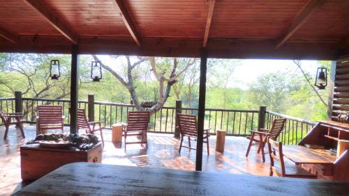 Masodini Game Lodge Photo