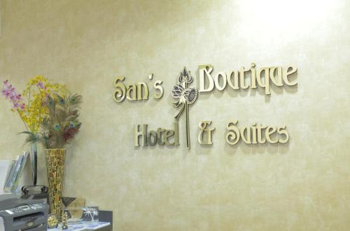 Sans Boutique Hotel & Suites Photo