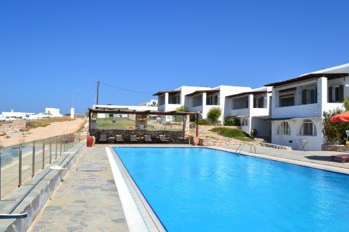 Irenes View Apartments in paros - 0 star hotel