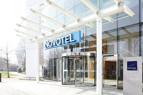 Novotel London West - londres -