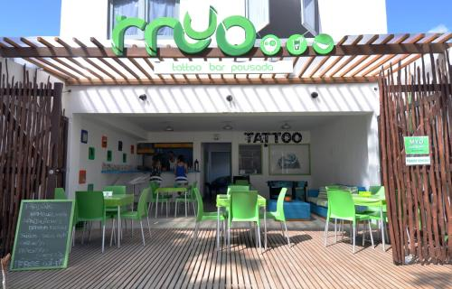 Myo Tattoo Bar Pousada Photo