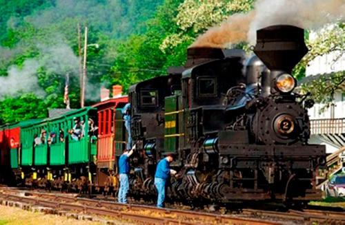 Cass Scenic Railroad State Park Photo