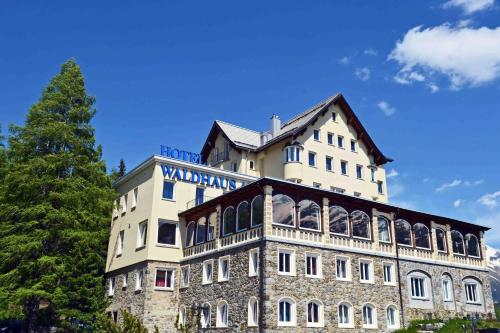 Waldhaus am See, St.Moritz, Switzerland, picture 40