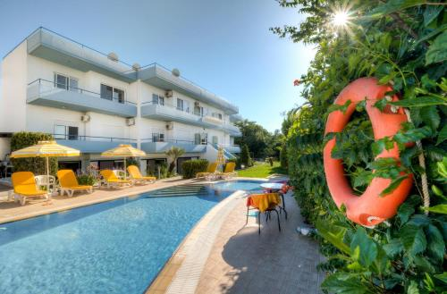 Antomar Apartments and Studios - Mandilara 2, Trianta Greece