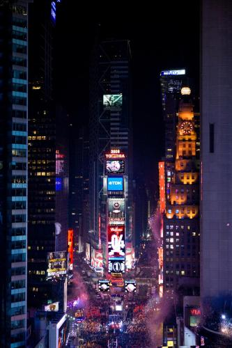 The Premier Times Square Photo