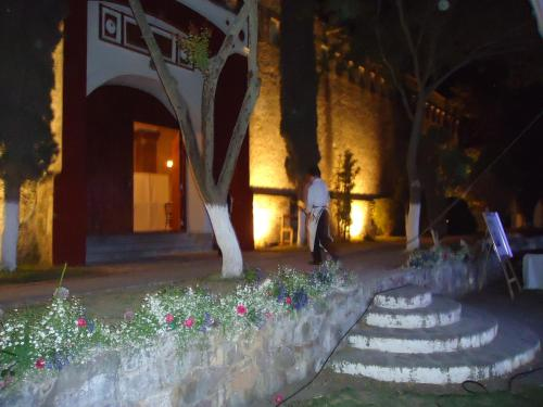 Hotel Hacienda Santiago Texmelucan Photo