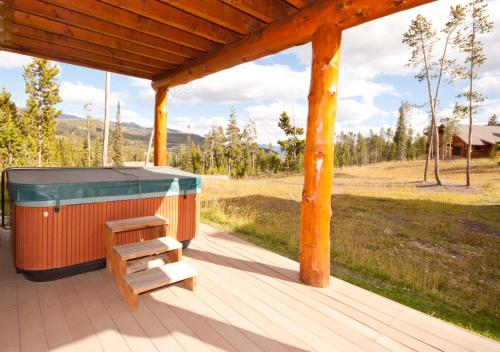 Cabins in montana for Big sky cabin rentals