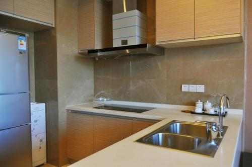 Beijing Shanglv Zhixuan Yongli International Service Apartment photo 13