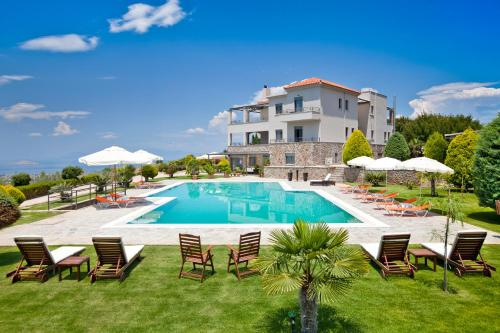 Marini Luxury Apartments and Suites - Vouno Dendrou Greece