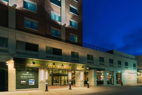 Picture of Courtyard by Marriott Little Rock Downtown/><p class=