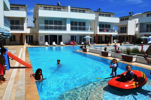 Belek Green Park Apartment ulaşım