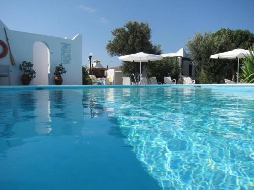 Lilly's Island - anti-paros -