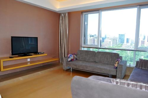Beijing Shanglv Zhixuan Yongli International Service Apartment photo 16