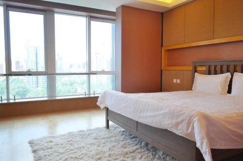 Beijing Shanglv Zhixuan Yongli International Service Apartment photo 17