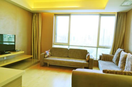 Beijing Shanglv Zhixuan Yongli International Service Apartment photo 18