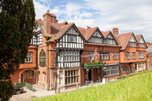 Image of The Crown Manor House Hotel